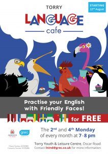 GREC Language Cafe Torry